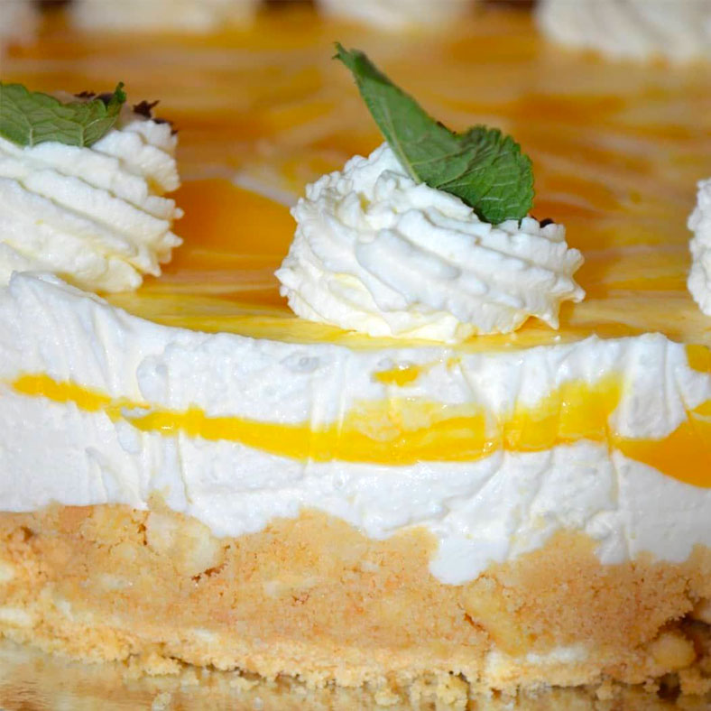 Mango taart Naaldwijk